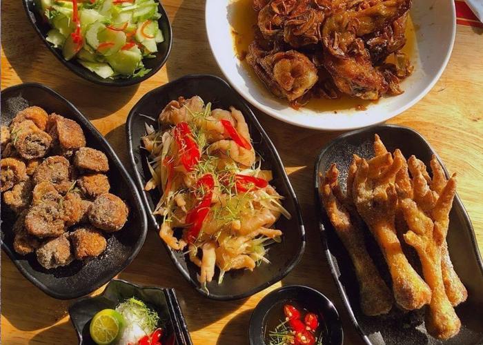 ăn sáng Phú Quốc