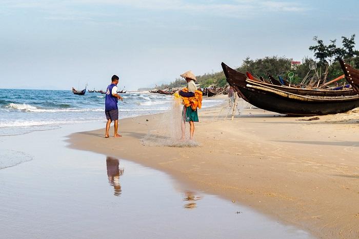 Bãi biển Huế