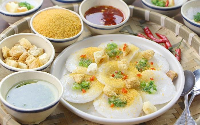 bánh bèo của Quảng Bình