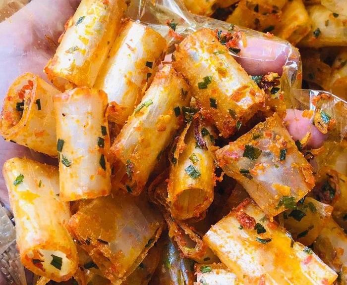 Bánh tráng cuốn Tây Ninh