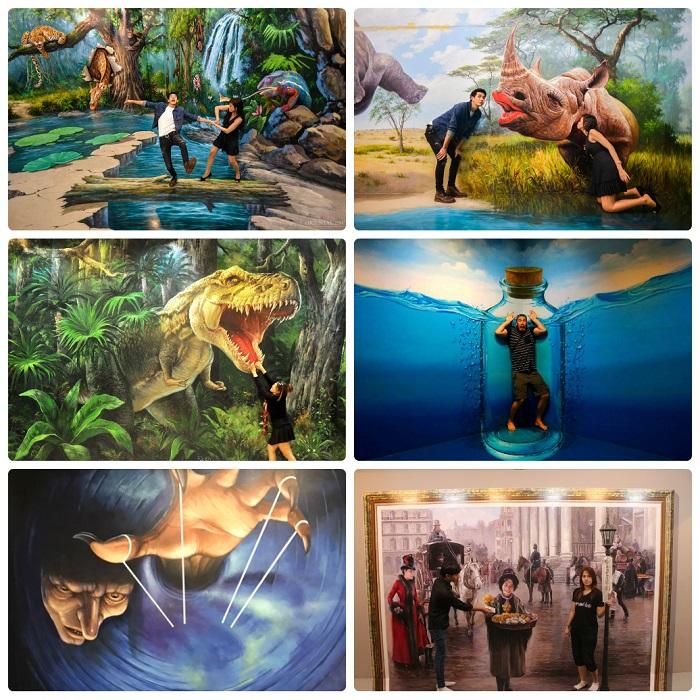 bảo tàng 3D Đà Nẵng