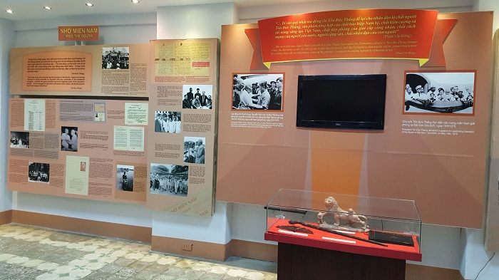 Bảo tàng Tôn Đức Thắng