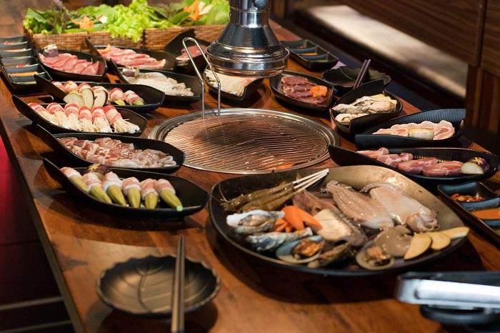 Buffet Nha Trang