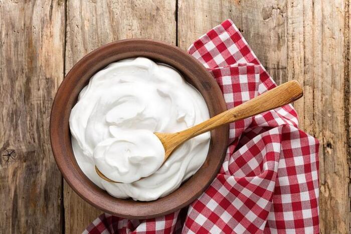 cách làm sữa chua Hy Lạp