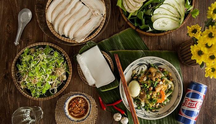 Cách nấu mì Quảng cá lóc