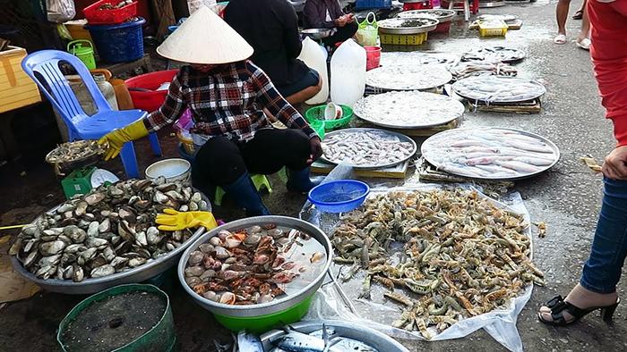 Chợ hải sản Phú Quốc