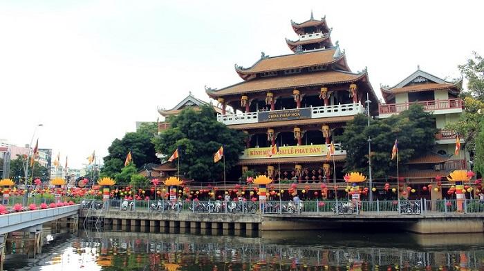 chùa Pháp Hoa