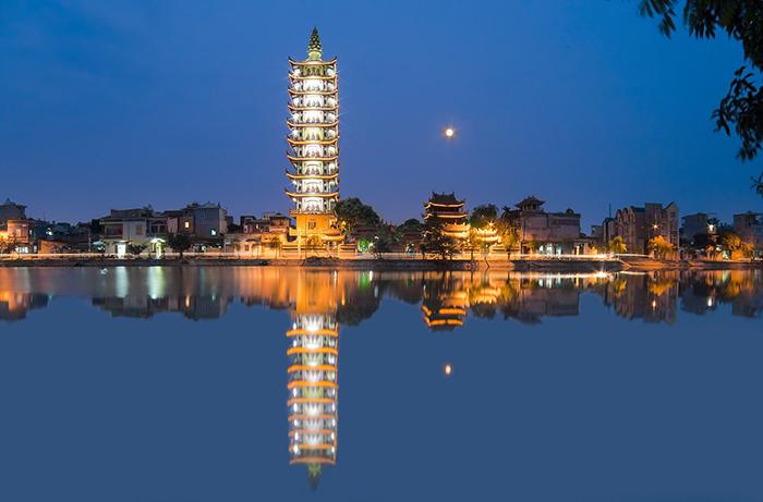 chùa Phổ Chiếu Hải Phòng