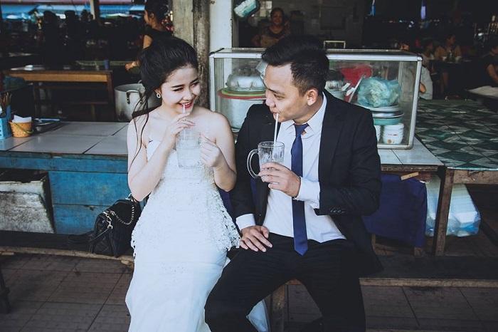 chụp ảnh cưới ở Huế