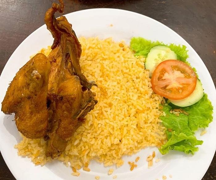 cơm gà đà nẵng chỗ nào ngon | Món Miền Trung