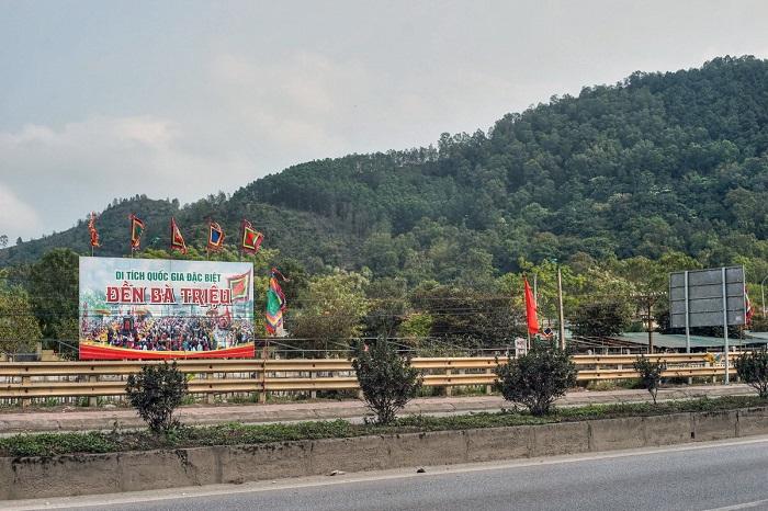 đền Bà Triệu