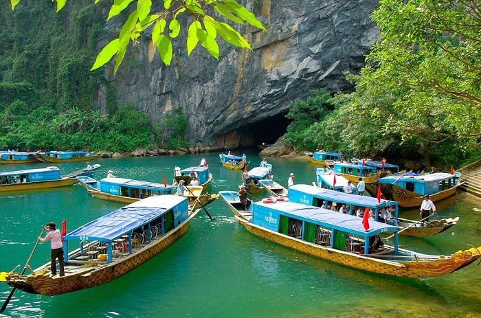 Du lịch Bố Trạch Quảng Bình