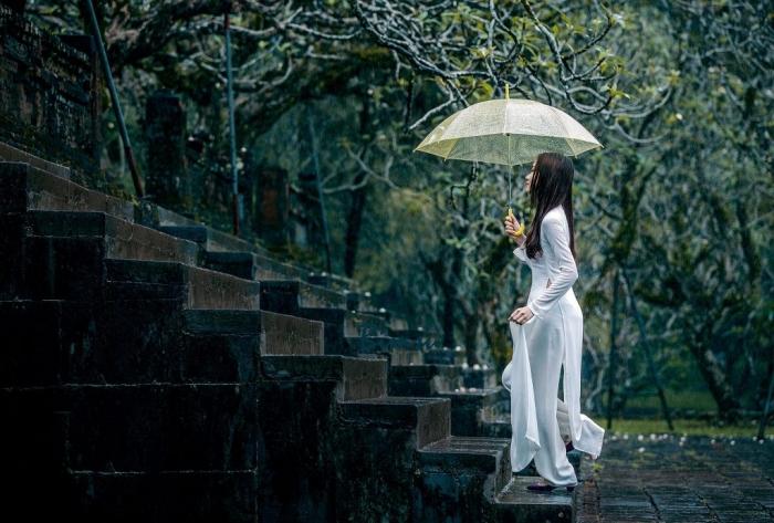 du lịch Huế mùa mưa