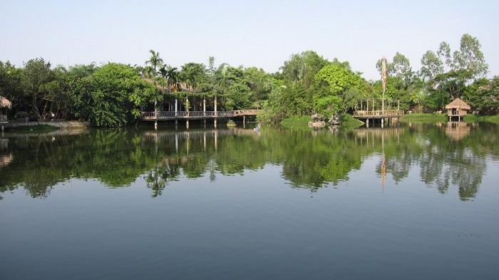 Du lịch sinh thái gần Hà Nội
