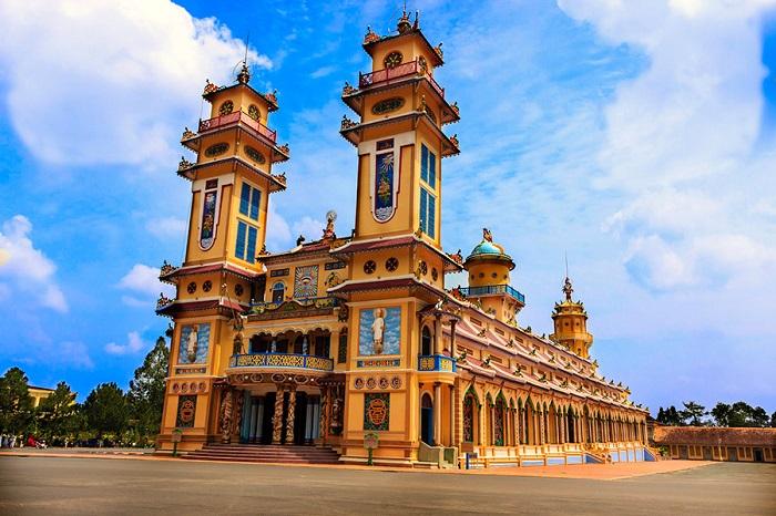 Du lịch Tây Ninh