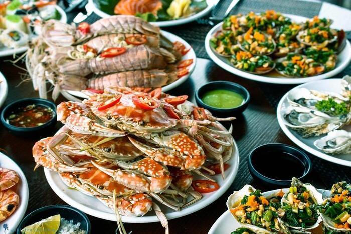hải sản Quảng Bình