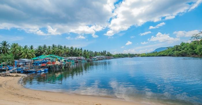 làng chài Phú Quốc