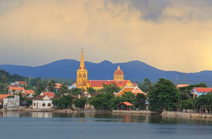 làng Tân An