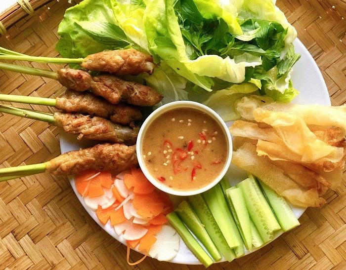 nem lụi Nha Trang