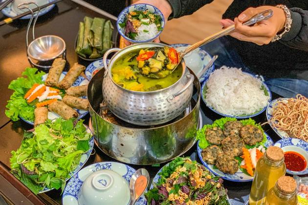 Nhà hàng Lạng Sơn