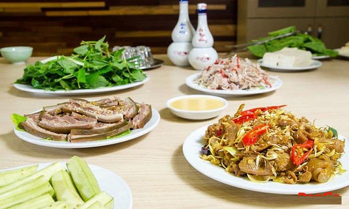 Quán ăn ngon Hải Phòng