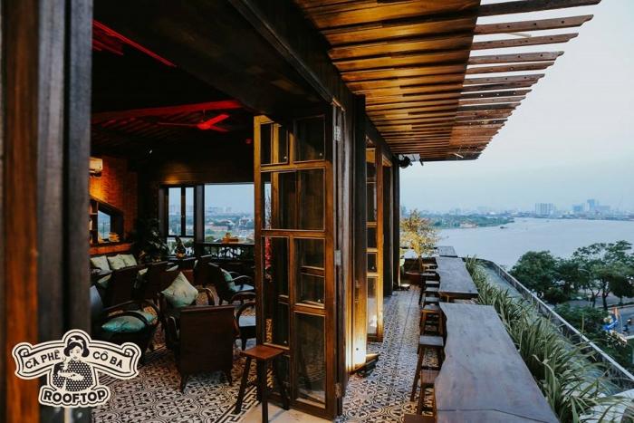 quán cafe đẹp ở Sài Gòn