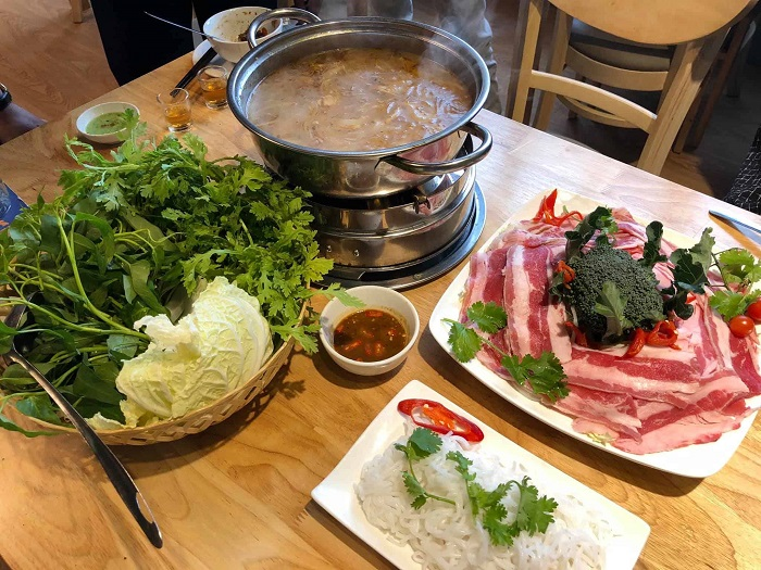 Quán lẩu ngon Nha Trang