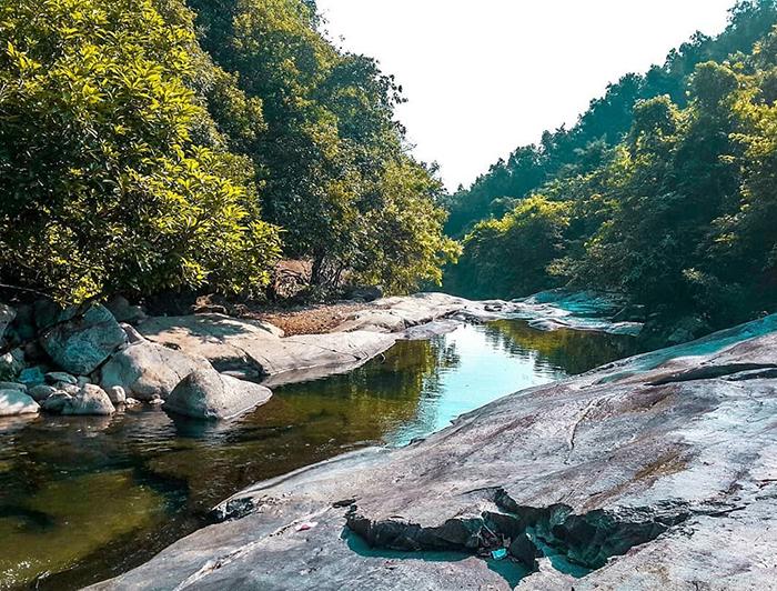 thác Hố Giang Thơm
