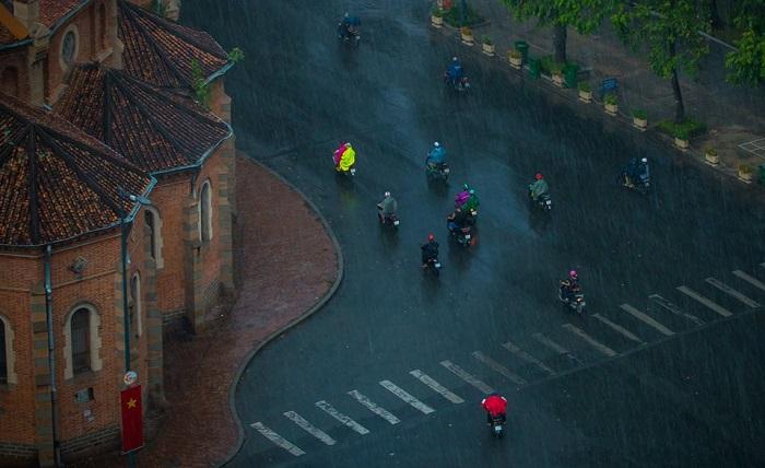 thời tiết Sài Gòn