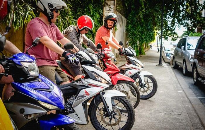 thuê xe máy Hội An
