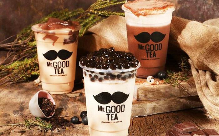 trà sữa ở Nha Trang