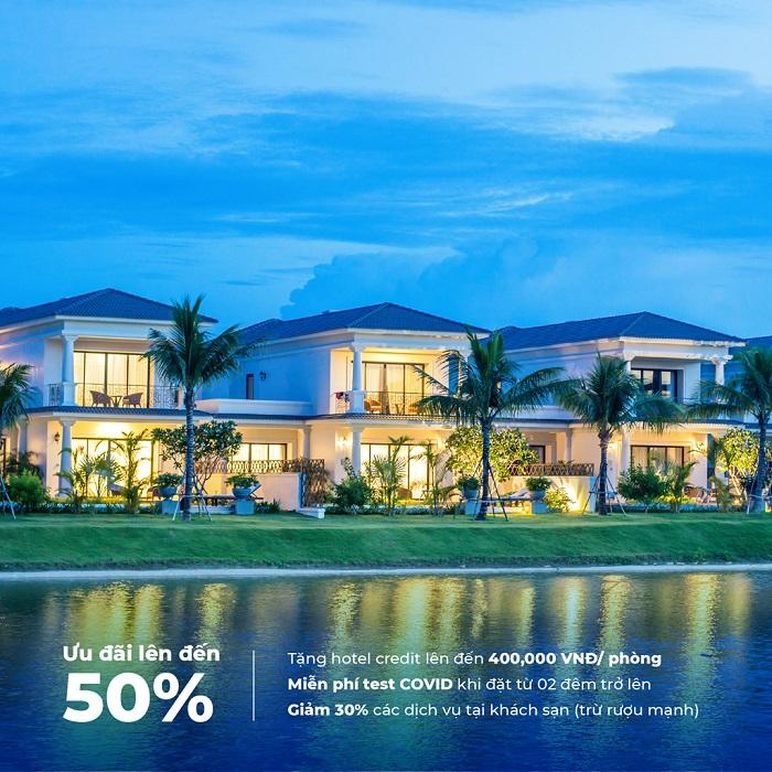 Ưu đãi khởi đầu mới lên đến 50% tại Vinpearl Resort