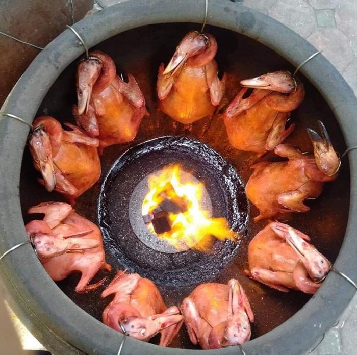 Vịt quay Lạng Sơn