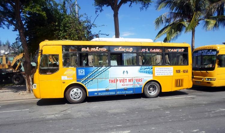 xe bus Hội An Đà Nẵng